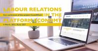 CrowdWork konferencia - Labour relations in the platform economy