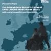 Katona, Noémi – Zacharenko, Elena (2021) The dependency on East - to - West Care labour migration in the EU. Addressing Inequalities and Exploitation
